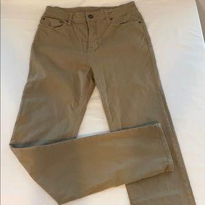 American Eagle men's cotton jean tan 30 x 36